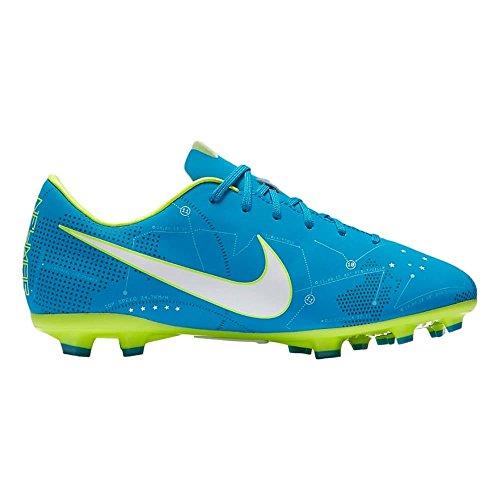 Nike Jr. Mercurial Victory VI NJR FG Suelo duro Niño 28.5 bota de fútbol - Botas de fútbol (Suelo duro, Niño, Masculino, Negro, Monótono)