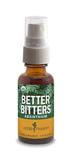 Herb Pharm Certified Supplement Absinthium