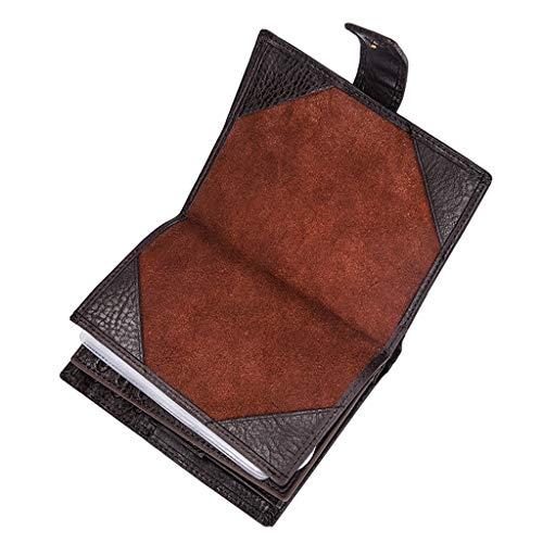 7ad642b914e7 Men's Wallet,PAQOZ Wallets Coin Purse Clutch Hasp Retro Short ...
