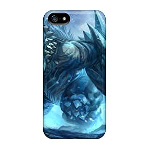 Iphone 5/5s Cases, Premium Protective Cases With Awesome Look - Creature Slayer