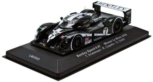 BENTLEY Speed 8 #7 T.kristensen-R.Capello-G.Smith winner Le Mans 2003 1/43 Scale Diecast Model