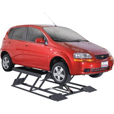 - BendPak Low Rise Vehicle Lift - 6000-Lb. Capacity, Model# LR-60 ()