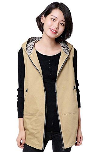 涙が出る保安請求書レディース アウター ベスト ジャケット スプリングコート 通勤 OL 体型カバー サイズ豊富 着痩せ セレブファッション