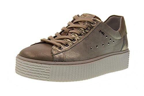 Nero Sneakers Piattaforma 505 Giardini Basse Donna con Savana P805281D Scarpe qrHUqaZ