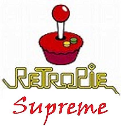 Amazon com: Raspberry Pi Xtreme Retropie - Kodi -Pixel