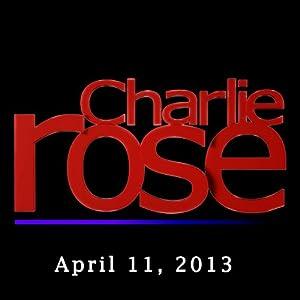 Charlie Rose: Jonathan Karl, Leah Dickerman, and Amy Herzog, April 11, 2013 Radio/TV Program
