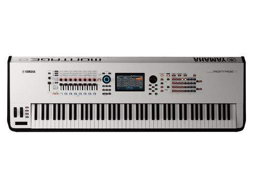 Yamaha, 88-Key Synthesizer (MONTAGE8 WH) by YAMAHA
