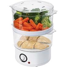 Oster 5 Quart White Food Steamer