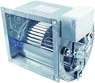 Radial Ventilador tipo 7/7 – 4 – Max. 1,7 A con condensador 6,3µf ...