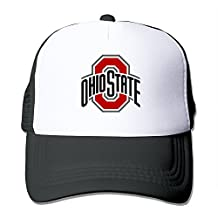 Mesh Adjustable Caps Designer Unisex Comfortable Ohio State Buckeyes OSU Ohio State OHST Sun Hat Hat World