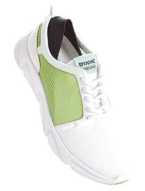 Tropic - Zapatillas de agua Athletic Sport ligero, Unisex, White, 38: Amazon.es: Zapatos y complementos
