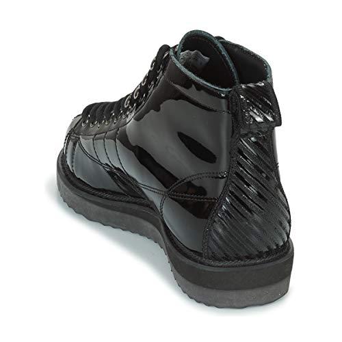 Superstar 3 W Adidas Negro 37 Zapatillas 1 Moda Mujeres Boot Originals Bajas 4tr45yqwv