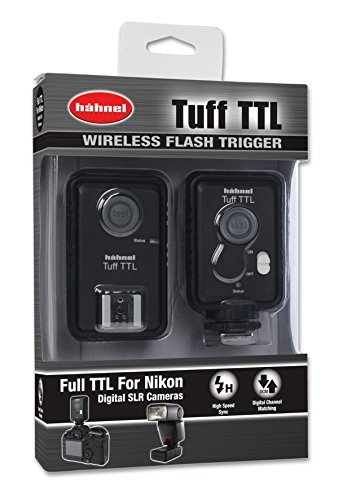 Hahnel Tuff Wireless TTL Flash Trigger - for Nikon by Hahnel