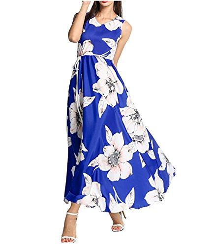 Cotton V-neck Halter Dress - 6