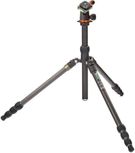 4-Section Tripod with AirHed Neo ballhead. Carbon Fibre 23mm Leg Tube