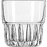 LIB15432 - Libbey glassware DuraTuff Everest Rocks Glass - 7 Ounce