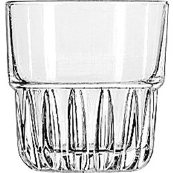 LIB15432 - Libbey glassware DuraTuff Everest Rocks Glass - 7 Ounce by Libbey