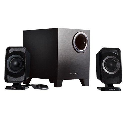 Creative Inspire T3130 2.1 Multimedia Speaker System (Best Creative Speakers 2.1 Price)