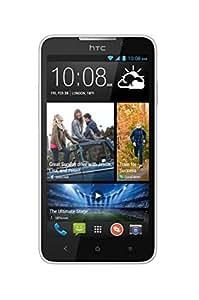 """HTC Desire 516 - Smartphone libre de 5"""" (1.2 GHz, 1 GB de RAM) color blanco"""