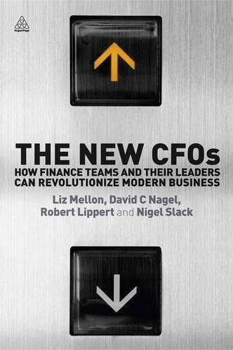 The New CFOs: How Finance Teams and their Leaders Can Revolutionize Modern Business Pdf