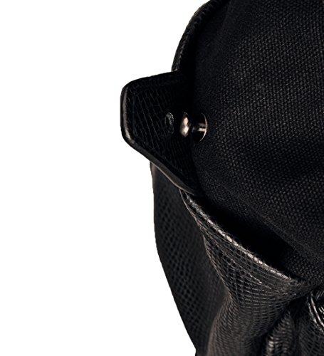 GZ44804 negro hombro Negro para de Bolso Gezu negro mujer vCq6Aw