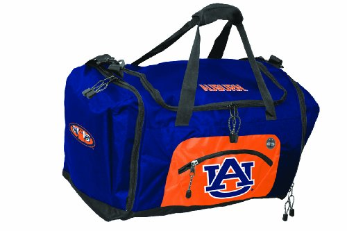 NCAA Auburn Tigers Roadblock Duffle Bag