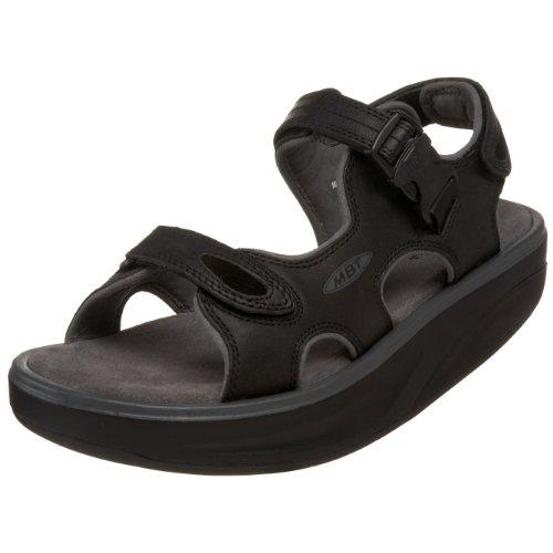Mbt Heren Kisumu 2 Sandaal Zwart