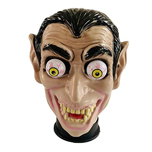 Stylishbuy Halloween Mask Full Face Eyeball Horror Mask Protective Mask Scary Movie Mask Full Head Horror Mask for Halloween Party -