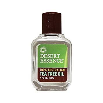 Amazon Com Tea Tree Oil Desert Essence 0 5 Oz Liquid Health