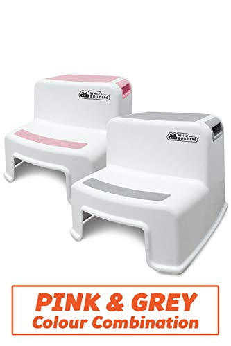 2 Step Stool for Kids and Toddler