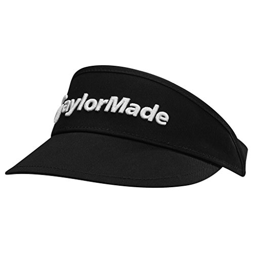- TaylorMade High Crown Visor, Black