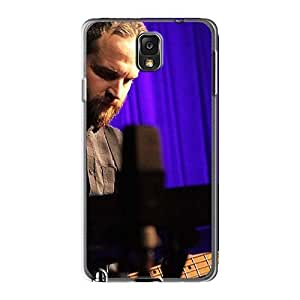 Samsung Galaxy Note3 Kee11095Nqfq Support Personal Customs Vivid Death Cab For Cutie Band D.C.F.C Skin Shock Absorption Hard Phone Cases -SherieHallborg