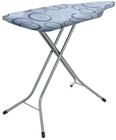 Caraselle Shirtmaster Blue Hoops Design Ironing Board Cover 145 x 70cm Made in UK
