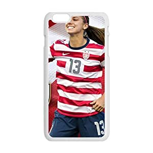 QQQO Woman player Cell Phone Case for Iphone 6 Plus Kimberly Kurzendoerfer