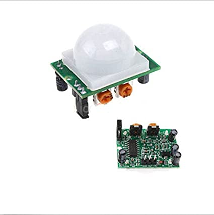 Motion Sensor Module HCSR501 HC-SR501 Adjustable Pyroelectric Infrared PIR