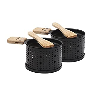 COOKUT LUMI - Raclette Cheese Individual Set for 2