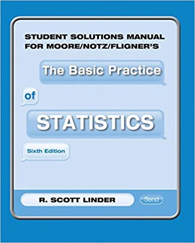 Amazon student solutions manual for moorenotzfligners the amazon student solutions manual for moorenotzfligners the basic practice of statistics 9781429280006 david s moore books junglespirit Images