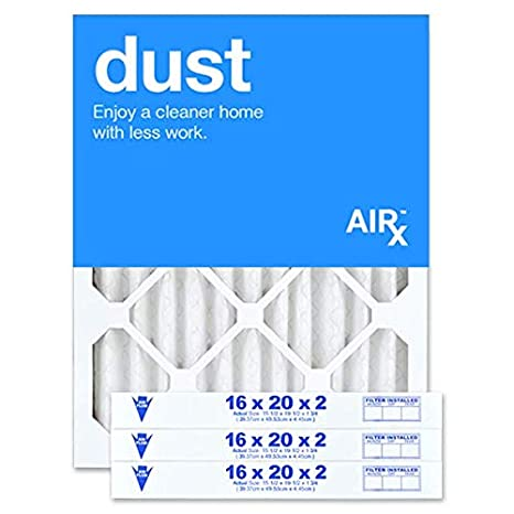 4031062 Filter for Santa Fe Force Dehumidifier 4 Pack Thermastor