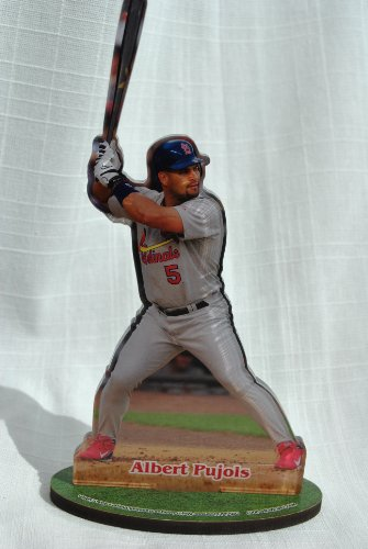 ST LOUIS CARDINALS ALBERT PUJOLS MLB player acrylic figuire standup mirror