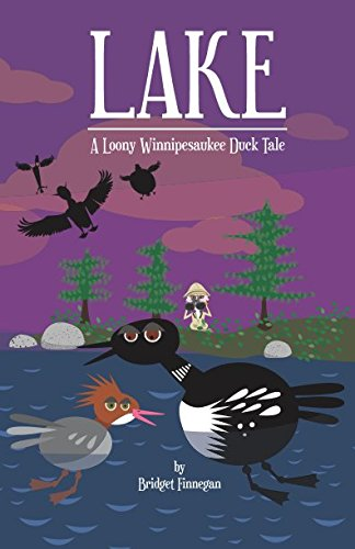 Lake: A Loony Winnipesaukee Duck Tale (Poke & Dawdle), used for sale  Delivered anywhere in USA