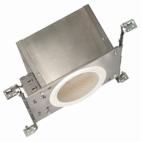 Juno Slope Ceiling Housing and Trim Kit IC926-614W-WH