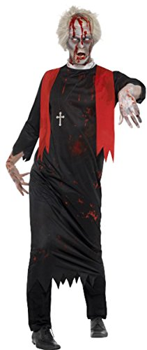 [Zombie High Priest Costume Chest Up To 48