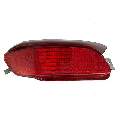 Driver Rear Signal Side Marker Light Lamp Replacement for Lexus SUV 819200E010 AutoAndArt