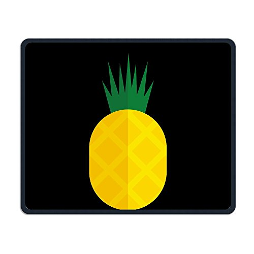 Yellow Pineapple Smooth Nice Personality Design Mobile Gaming Mouse Pad Work Mouse Pad Office Pad]()