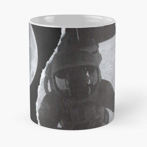 Space Nasa Astronaut World Planets Apollo 11 Buzz Aldrin Lance Armstrong Jfk - Best 11 oz Coffee Mug Cheap Gift