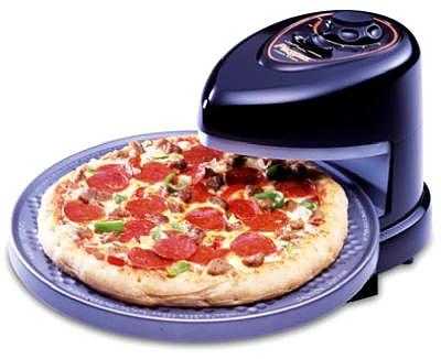 National Presto Ind 03430 Pizzazz Pizza Oven