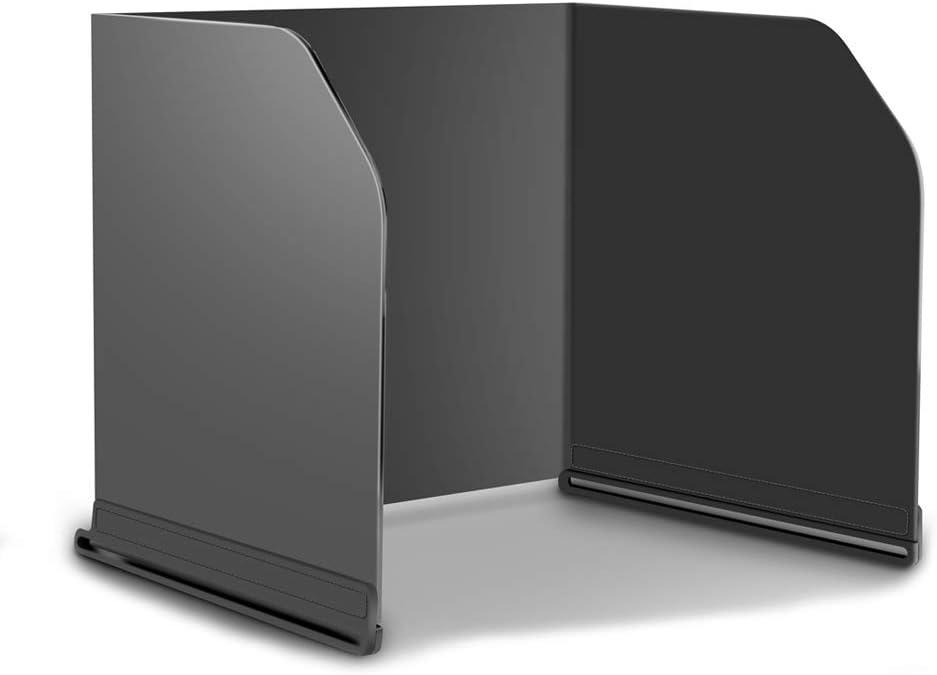 Foldable Monitor Sun Hood, Cell Phone - Tablet Sunshade Sun Visor Cover for DJI All Series, Compatible with DJI Mavic Mini/Air 2 / Mavic 2 / Pro/Spark/Phantom/Inspire/Osmo (L200)