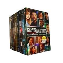 Grey's Anatomy: The Complete Seasons: 1-9