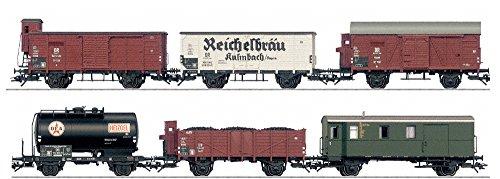 Marklin 48810 - Freight Car Set of 6 Exclusiv 3/2007
