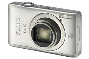 Canon IXUS 1100 HS cámara digital (12 Megapixel, 12x zoom óptico, 3,2 pulgadas pantalla, estabilizador de imagen) [Importado de Alemania] plateado
